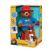 Cycling Paddington Plush Toy